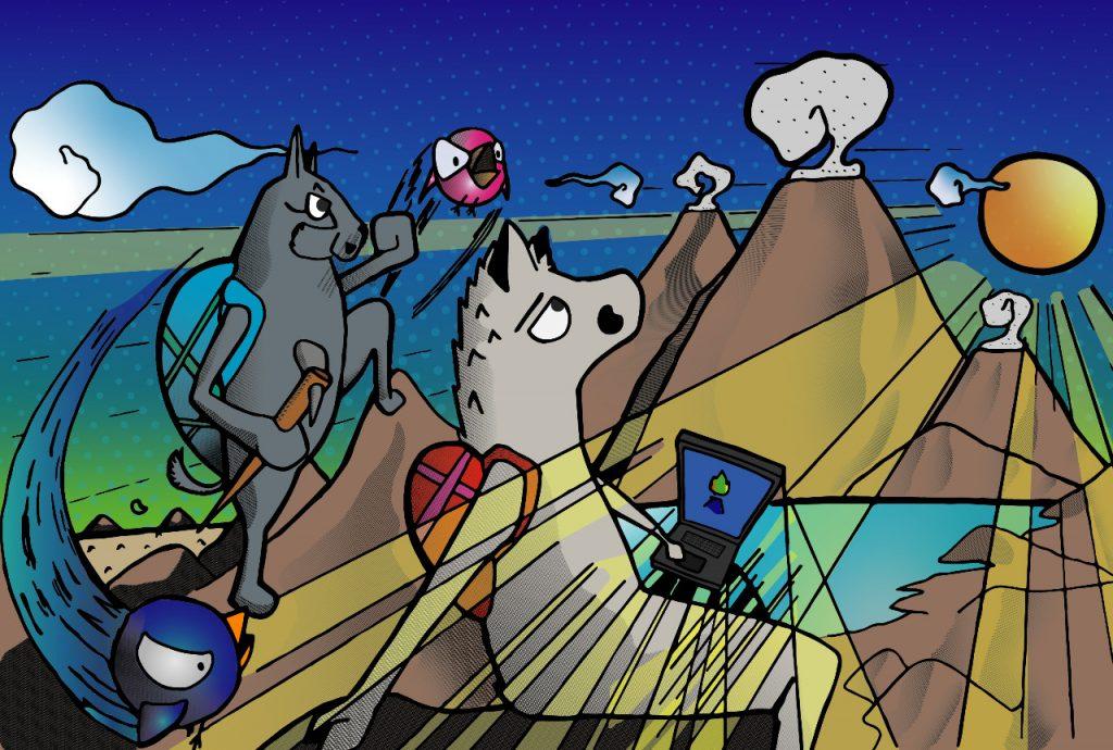Mira la primera temporada completa de «Volcanología para Todos» aquí