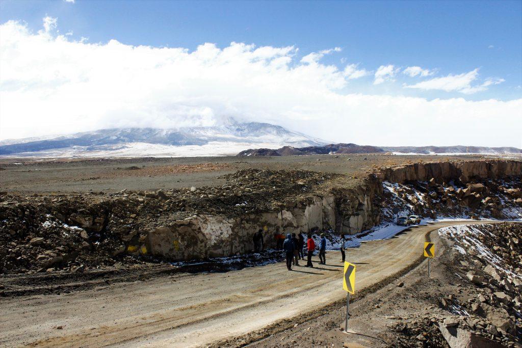 Día de la Tierra: Geólogo de Ckelar Volcanes se refiere a desafíos de los investigadores de la Ciencia de la Tierra
